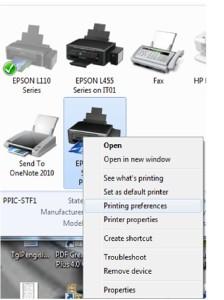 Cara Mengatasi Hasil Print Bergaris Pada Epson L210 Series Belajar